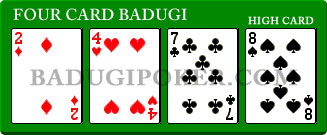 Four Card Badugi
